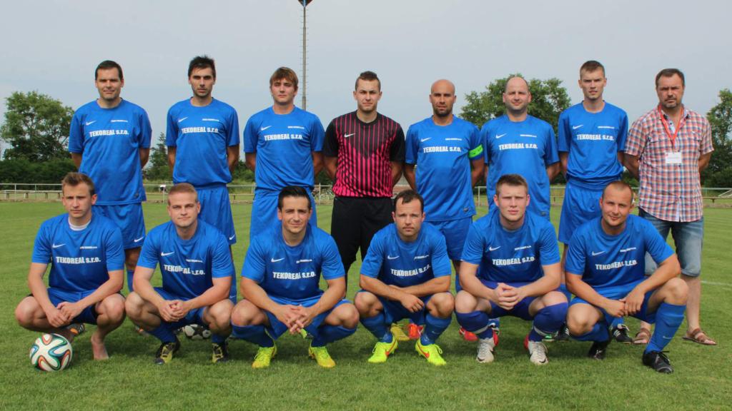 SK Tuřany_týmové foto_2015